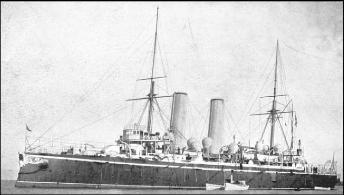 couleurs œuvres vives bateaux de guerre